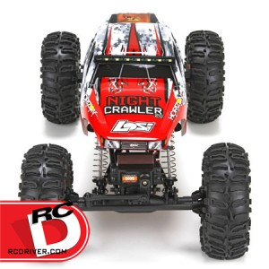 Losi - Night Crawler 2.0 4WD Rock Crawler_3