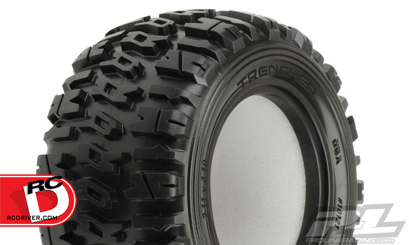 Pro-Line Trencher T 2.2″ All Terrain Truck Tires