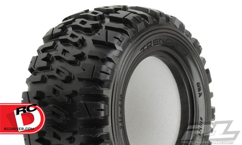 Pro-Line Trencher T 2.2″ All Terrain Truck Tires