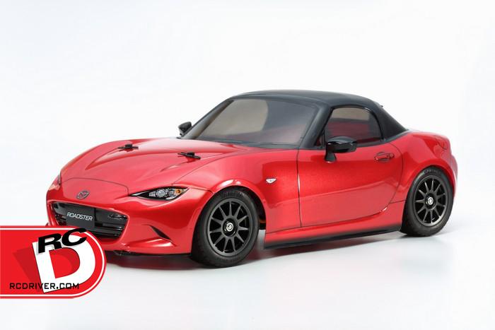 Tamiya Mazda Roadster/MX-5 M-05 Chassis