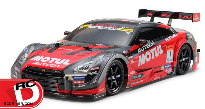 Tamiya Motul Autech GT-R – TT-02