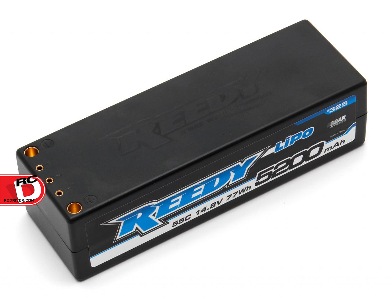 Reedy 5200mAh 55C 14.8V Competition LiPo Battery