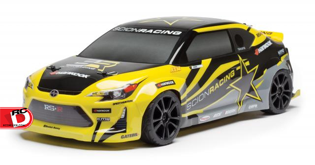 Team Associated APEX Scion Racing 2015 tC