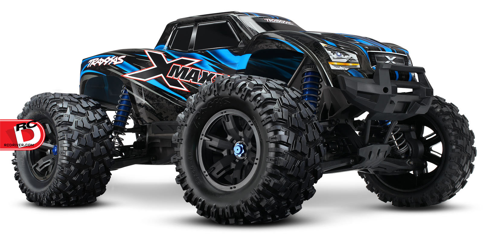 It's HUGE – The X-Maxx Electric Monster Truck from Traxxas