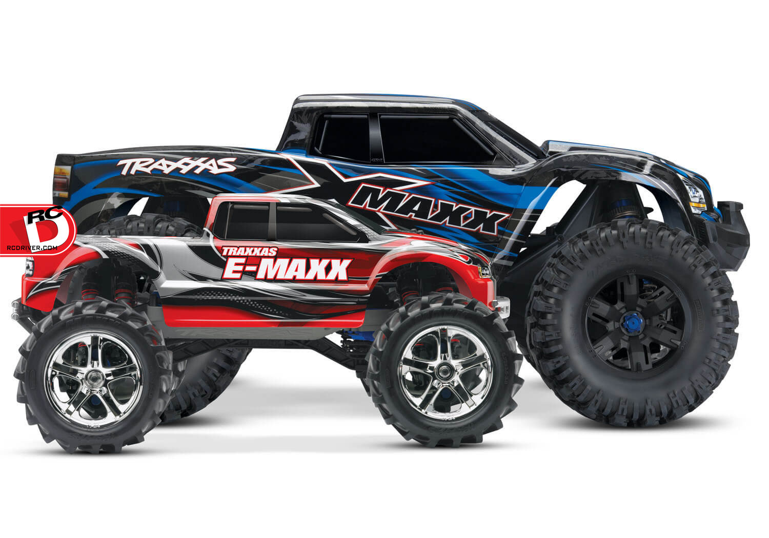 It's HUGH - The X-Maxx Electric Monster Truck from Traxxas