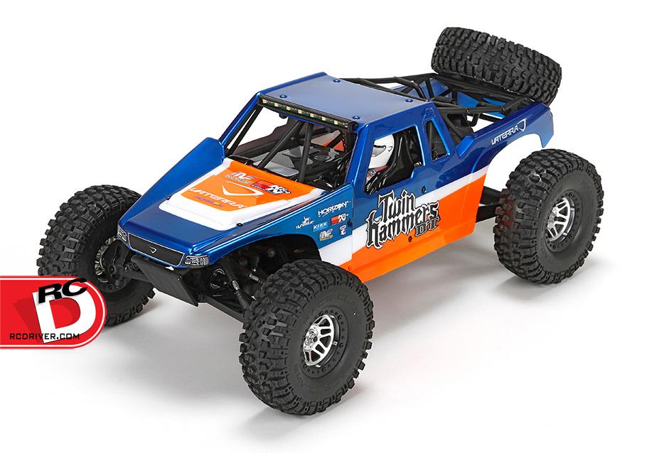 Vaterra Twin Hammers Dt 1 9 Rock Racer Rtr