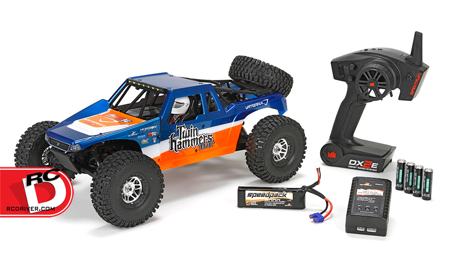 Vaterra Twin Hammers DT 1.9 Rock Racer RTR