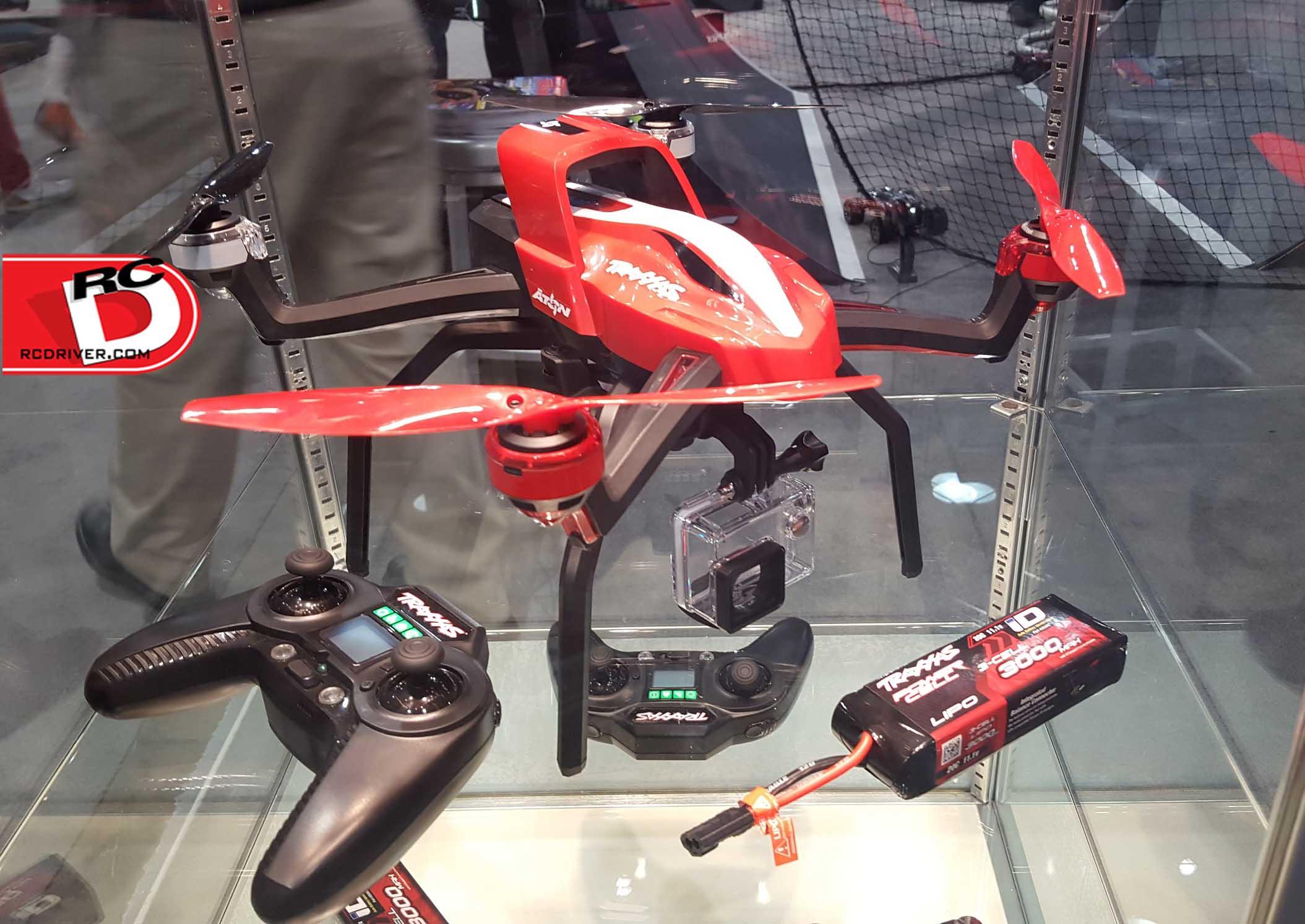 Take To The Sky! Traxxas Aton Quadcopter