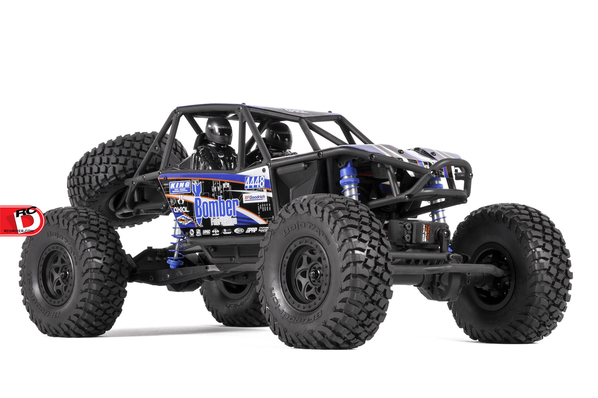 Full Details – The Axial RR10 Bomber