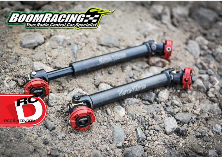 Boom Racing Voodoo CVD Center Drive Shafts at AsiaTees