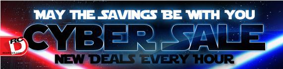 Cyber Monday Savings at HobbyKing