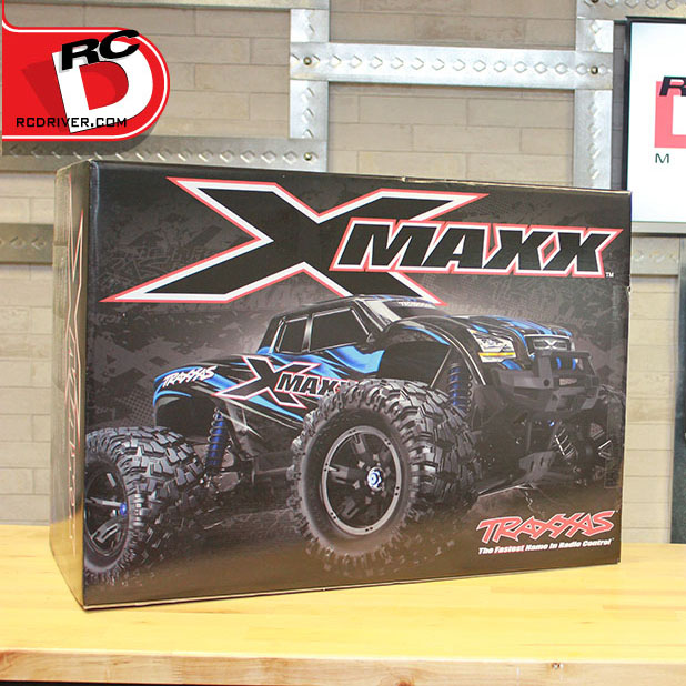 Traxxas X-Maxx Unboxing and Interview