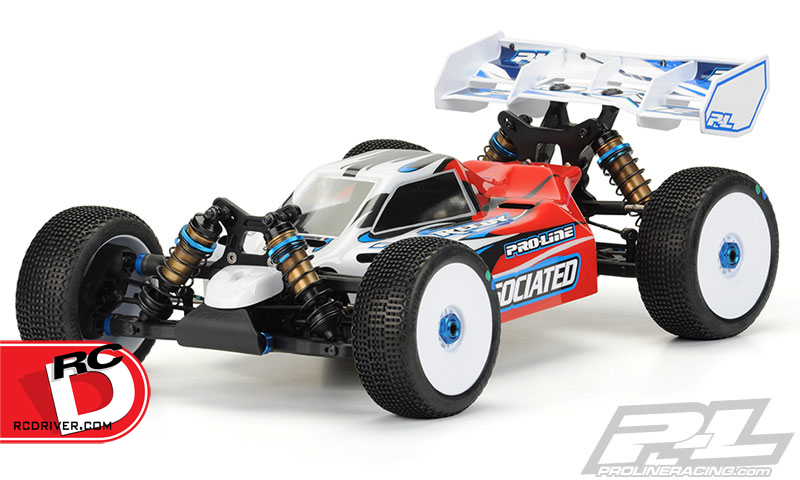 Pro-Line Predator Body for the RC8B3E