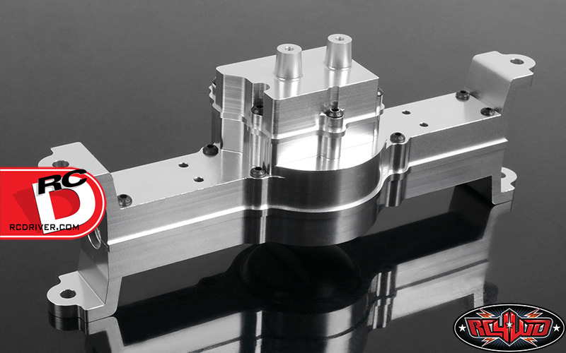 RC4wd Aluminum Axle Housings for the Tamiya TXT-2
