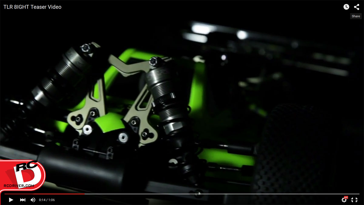 Team Losi Racing 8ight 4.0 Buggy Teaser Video