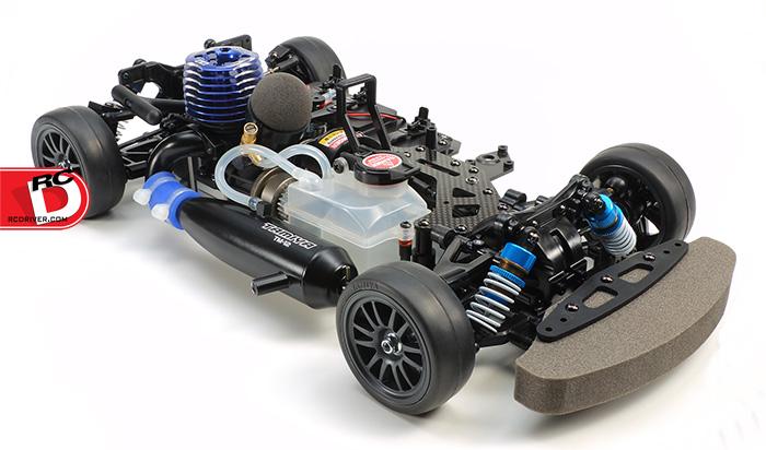 Tamiya TG10-Mk.2FZ Racing Chassis Kit