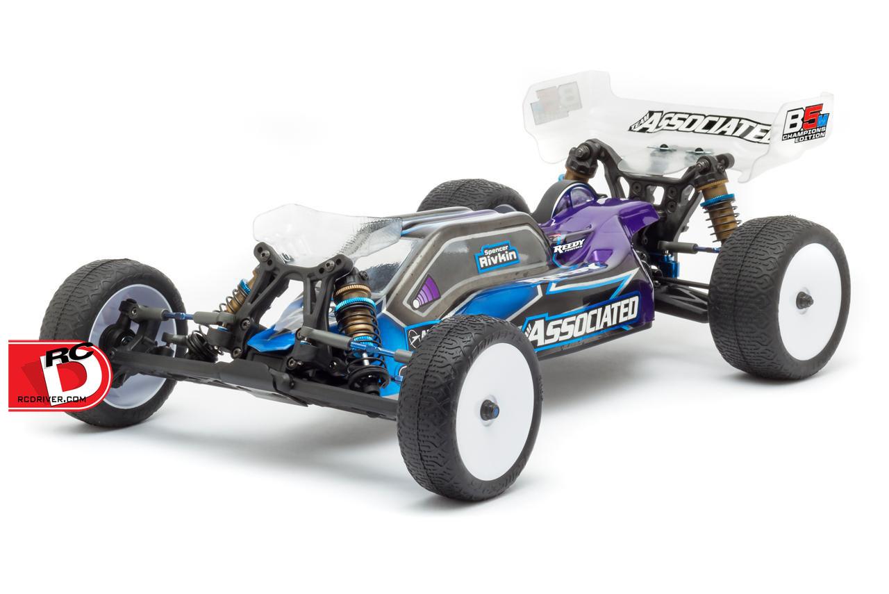 RC10B5M Champions Edition