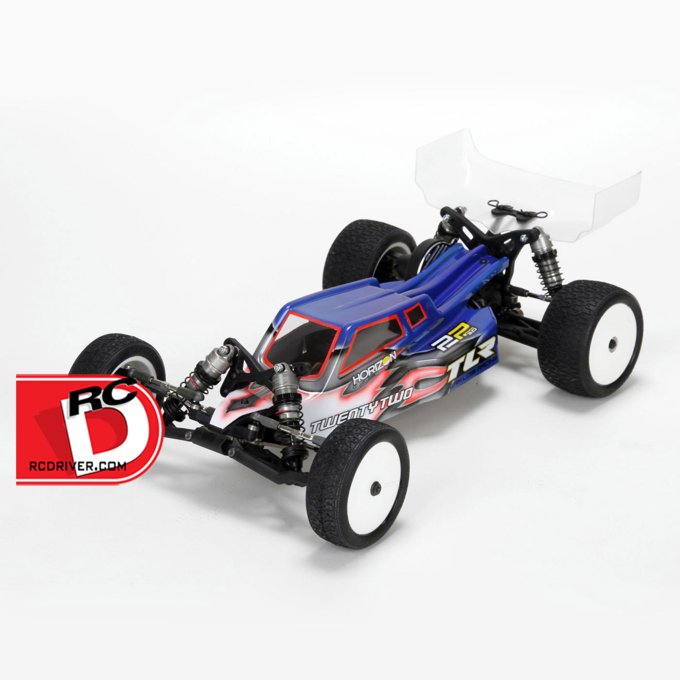 TLR 22 3.0 Mid Motor 2WD Buggy