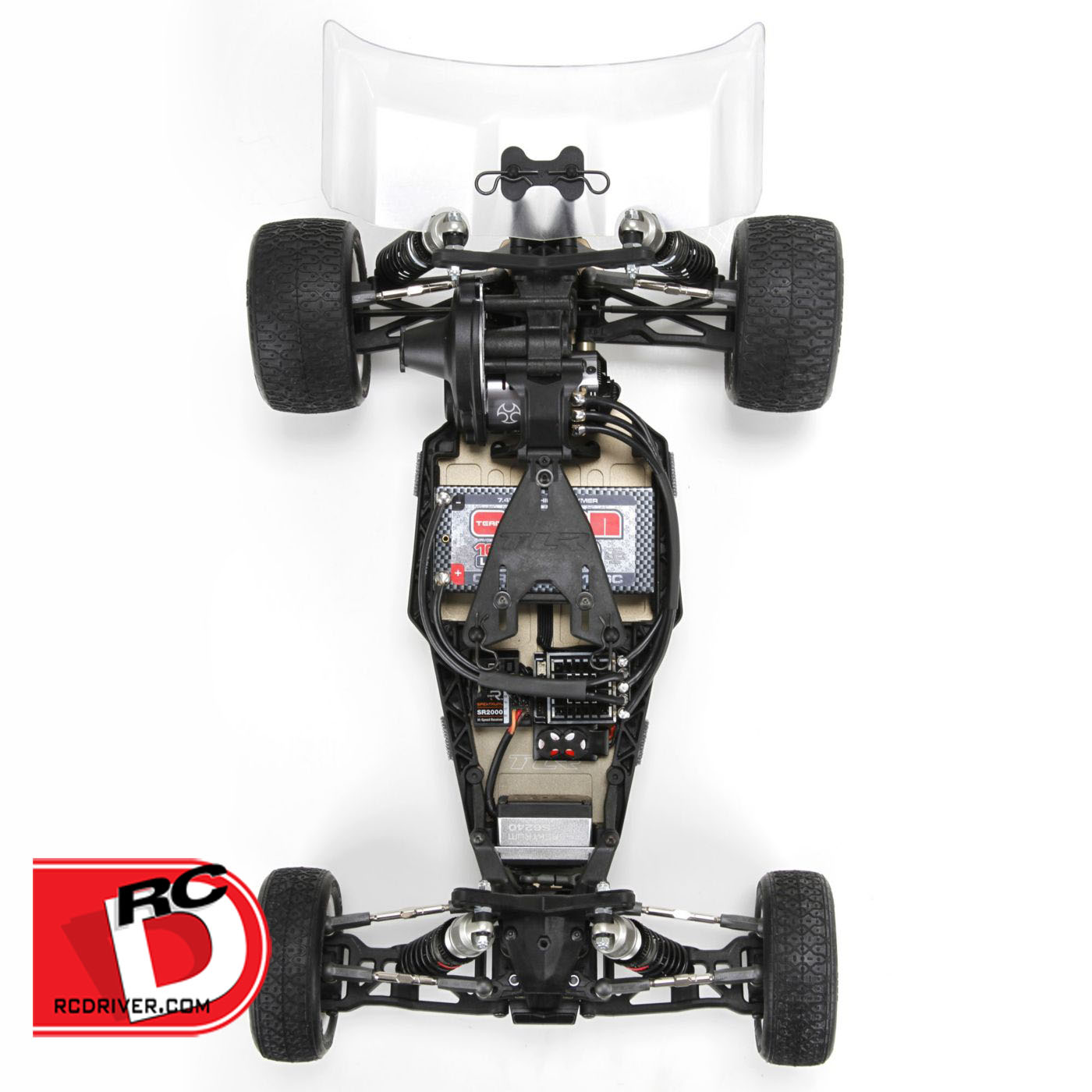 Team Losi Racing 22 3 0 Mid Motor 2WD Buggy G1
