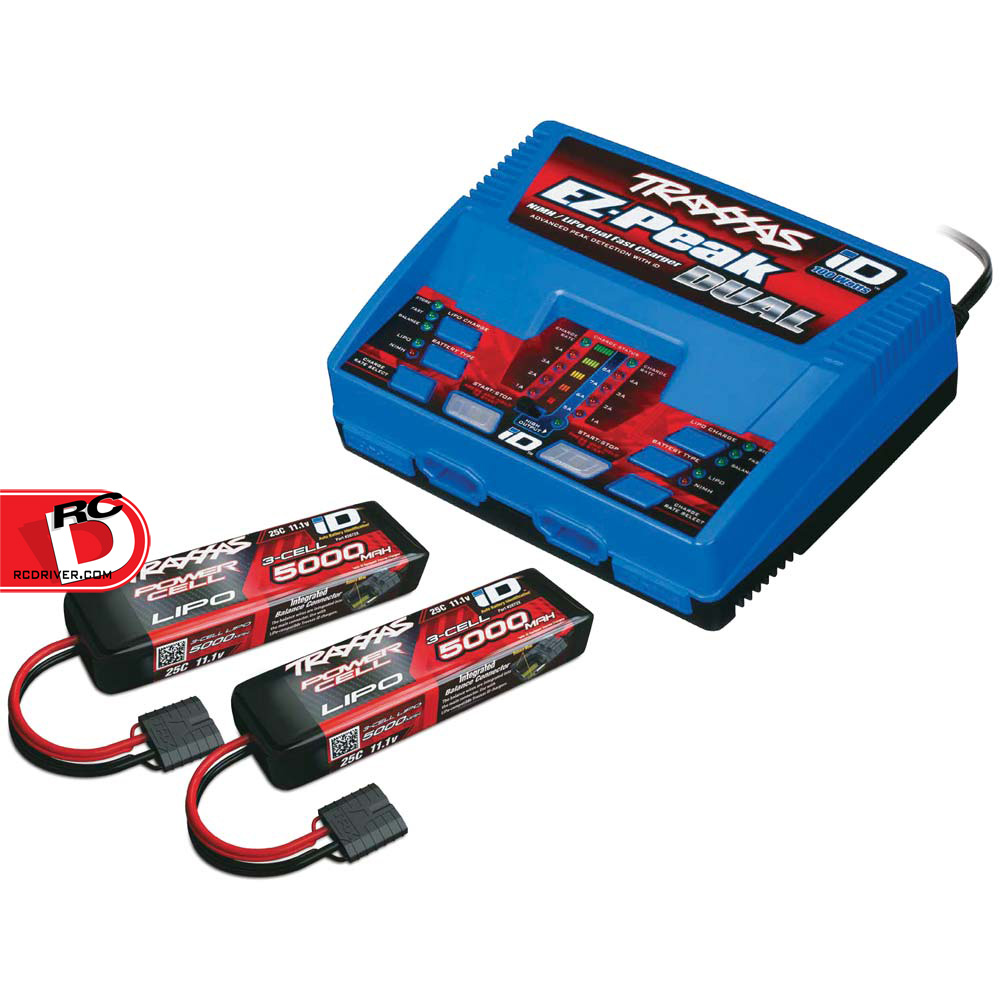 Traxxas Battery & Charger Completer Pack – Ideal for the X-Maxx