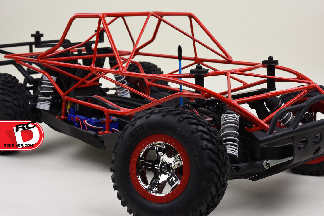 2wd LCG Slash Roll Cage from VG Racing