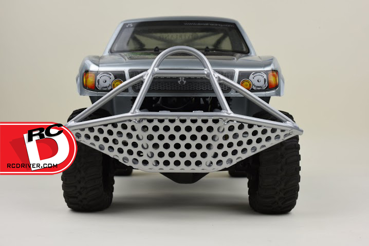 VG Racing Bumper and Rock Rails for the SCX10 Trail Honcho