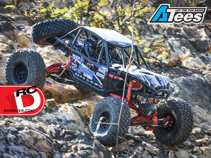 Hop It Up! Crawling With The Axial SCX10 And RR10 Bomber