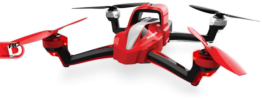 Get Into Drones – The Traxxas Aton Quadcopter Drone