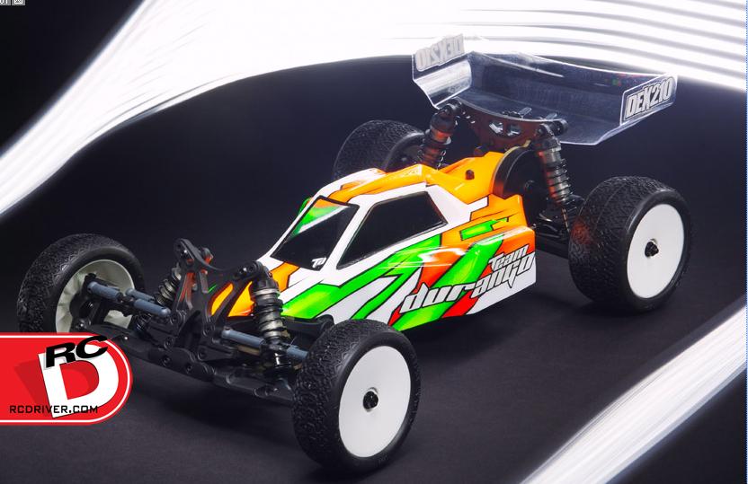 DEX210V3 2wd Off Road Buggy