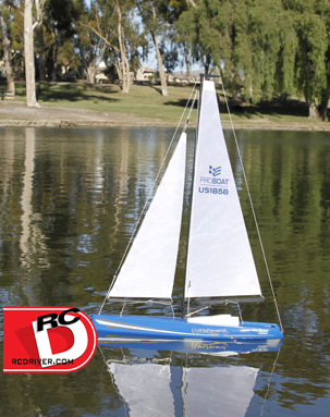 Westward 18-inch Sailboat V2 from Pro Boat