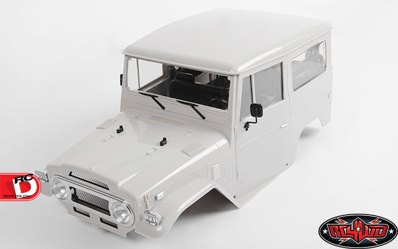 Complete Cruiser Body Set For Gelande II from RC4wd