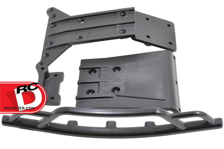 ECX Torment 4×4 Front Bumper & Kick Plate from RPM