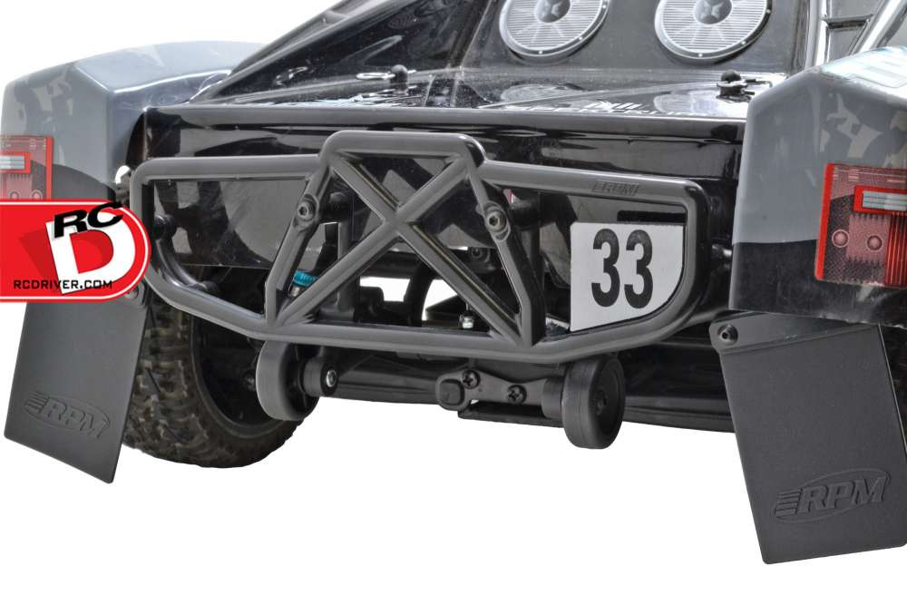 RPM Rear Bumper for the ECX Torment 4×4