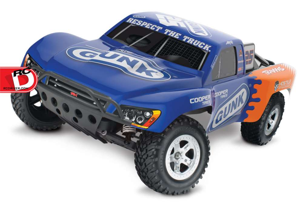 Arie Luyendyk Jr. Edition Traxxas Slash