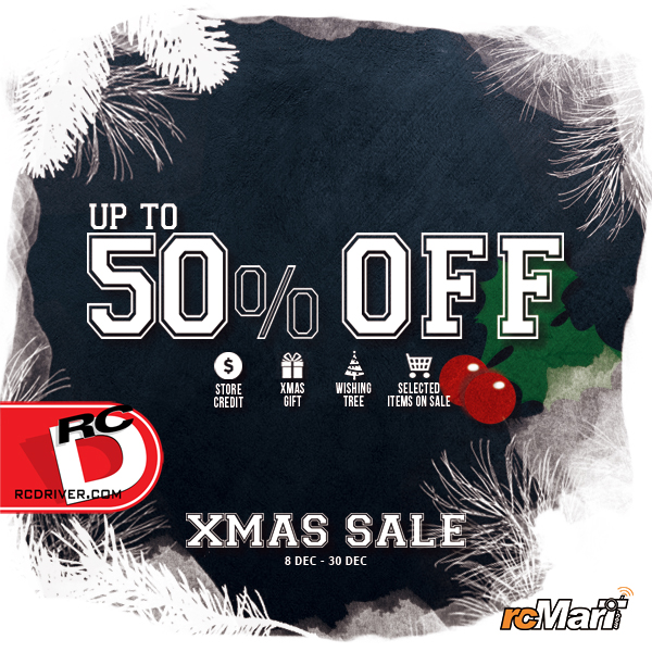 The rcMart Christmas Sale Is Here!