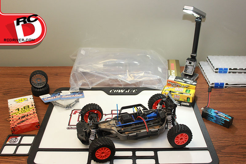 Traxxas Super Speed 4x4 Build & Giveaway [Updated 7-7-16]
