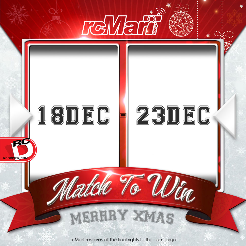 Match to WIN with the rcMart Xmas Giveaway Challenge