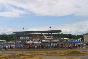 Leisure Hours Raceway Stand