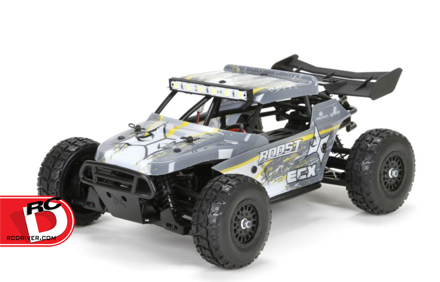 Roost 1/18 4wd Desert Buggy from ECX