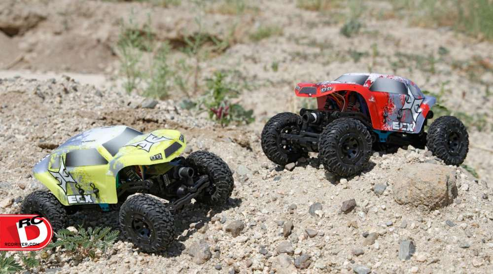 Temper 1/24 Rock Crawler from ECX