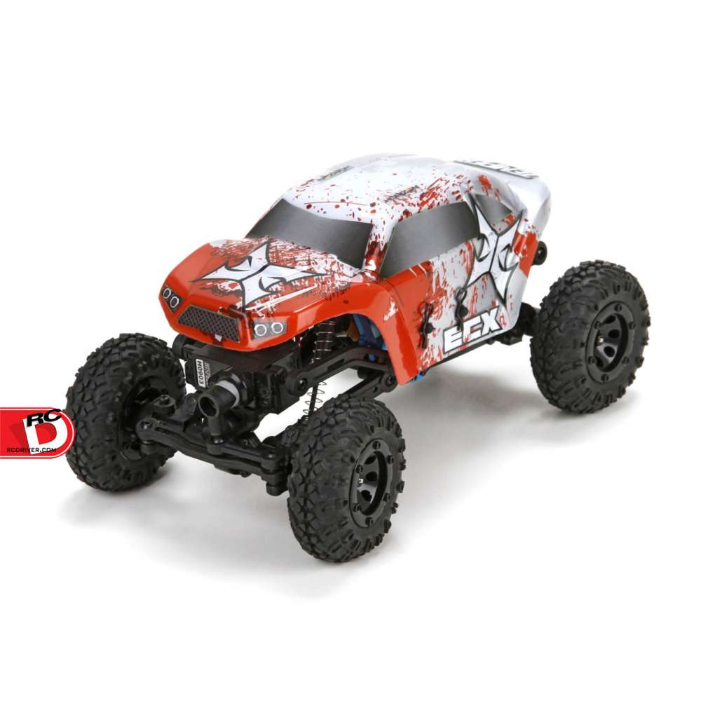Temper 1 24 Rock Crawler From Ecx