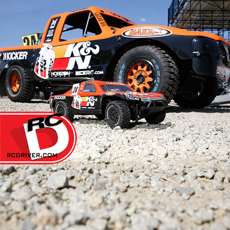 K&N Torment 2WD SCT RTR from ECX
