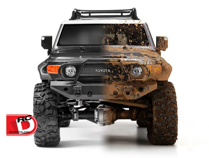 Venture Toyota Fj Cruiser Rtr From Hpi Racing