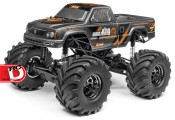 Wheely King Flux Fuzion from HPI Racing
