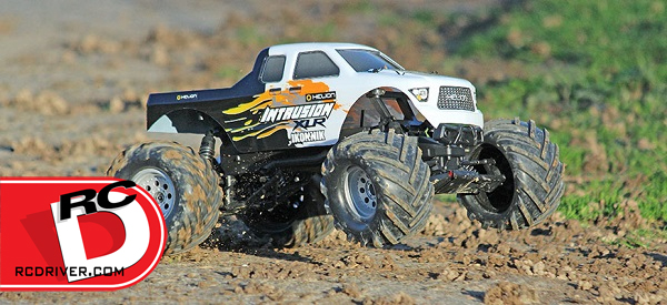 The Intrusion XLR Monster Truck from Helion