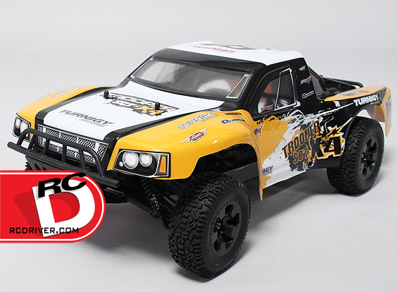Turnigy Trooper SCT 4×4 1/10 Brushless Short Course Truck