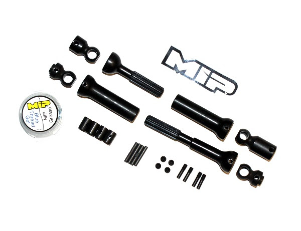 X-Duty CVD Spline Drive Kits for Axial Vehicles from MIP
