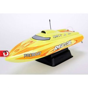 Pro Boat - Recoil 26-inch Self-Righting Brushless Deep-V RTR _4 copy