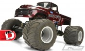 Brawler Clod Buster 2.6″ Gray Wheels from Pro-Line