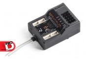 SR4000T 4-Channel DSMR Slim Receiver with Telemetry from Spektrum